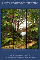 Minnesota Marine Art Museum Adds Tiffany Window to Permanent Collection Image